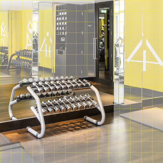 Grid Gym 1st Floor