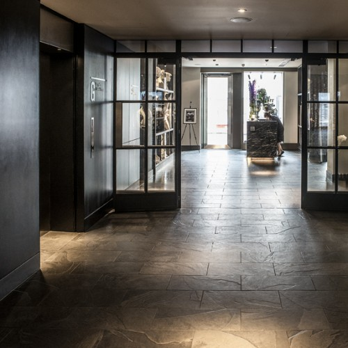 Groundfloor Floor Lift Lobby