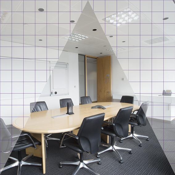 Grid Small Meeting Room