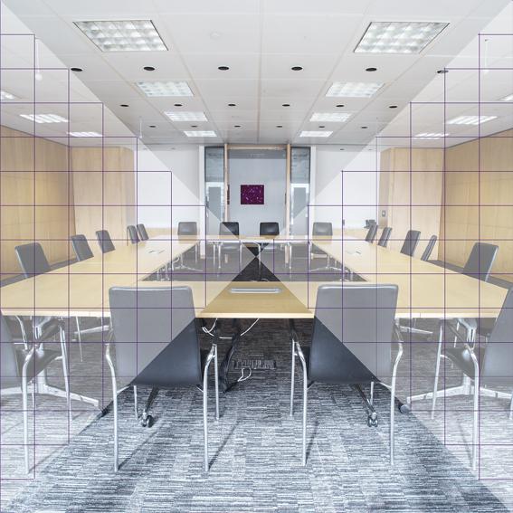 Grid Large Meeting Room