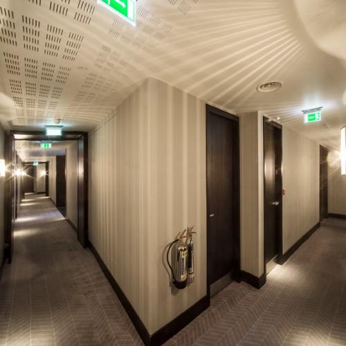Corridor to Bedroom -