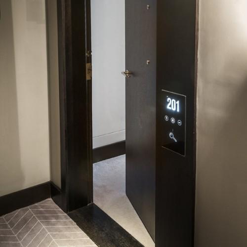 Disabled Bedroom Entrance, Door -