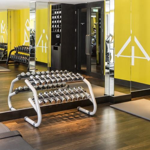Gym 1st Floor -