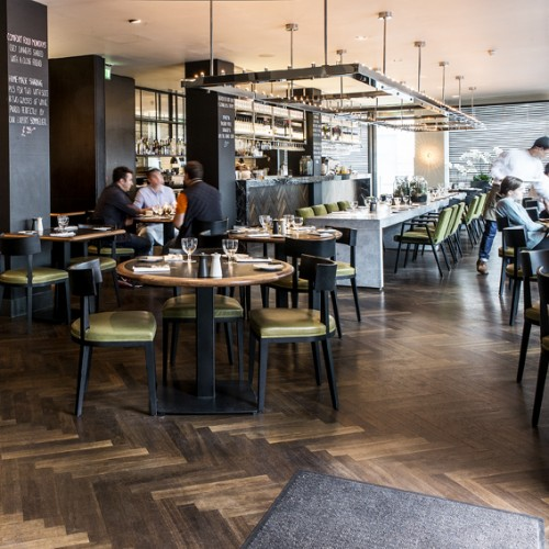 Ground Floor '3 South Place Grill' Restaurant -