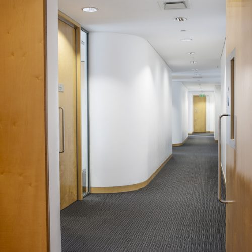 Meeting Room Corridor -