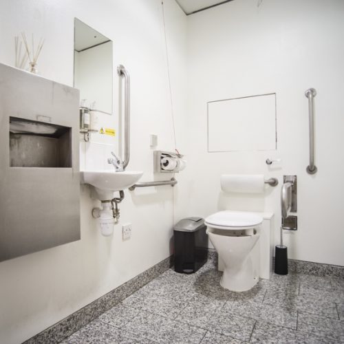 Accessible Toilet -